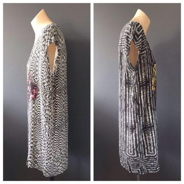 SOMETHING ELSE By Natalie Wood Ladies Sleeveless Top / T-Shirt Dress Size 6