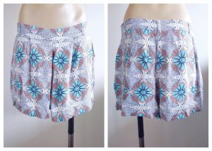 COUNTRY ROAD Ladies Multi-Coloured Summer Beach Shorts Size 8